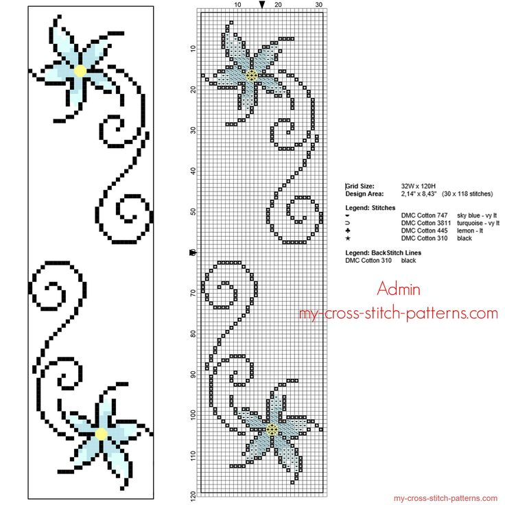 cross stitch bookmark - Google'da Ara