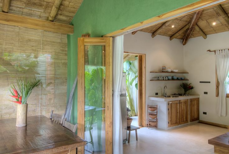Beach casitas with tropical luxury style and privacy for Small casita designs