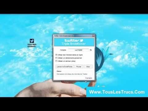 http://www.touslestrucs.com/tweetbreak http://www.xjsft.com/pirater-un-compte-twitter-finalement-cest-assez-simple/ Depuis la nuit des temps, les êtres vivan...