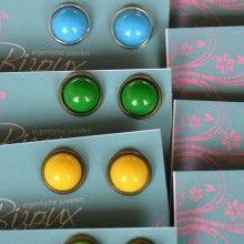 LZ46 – €5.00donkerblauw, fuchsia, rood, turquoise, donkergroen, geel, lichtgroen, bordeaux, donkerpaars