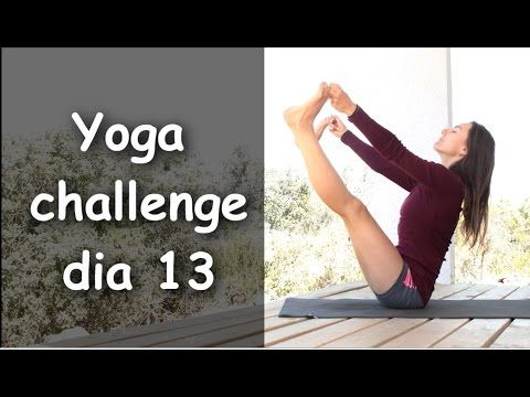 Yoga. Día 13: Maha Bandha y Parada de manos Vinyasa, aficiones | Un mes de yoga - Ledes.TV
