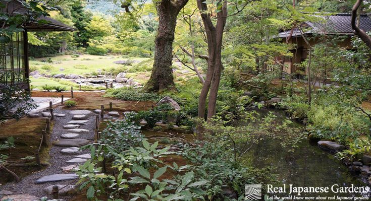 Pin by jenny on japanese gardens pinterest for Japanese garden path