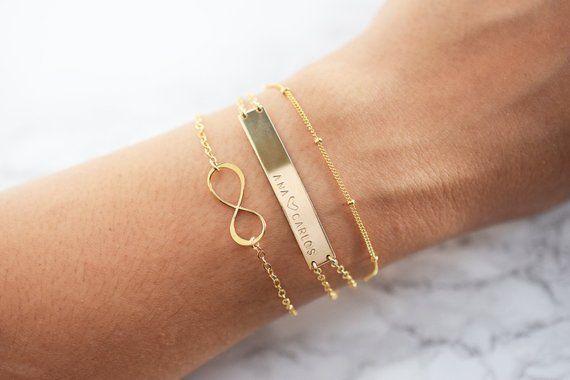 Boho Adjustable Bangle Bracelet Bohemian Brass//Rose gold //sterling silver //silver plated 14K Gold Fill Hammered Gold Bracelet Layering Bracelet Thin Gold Bracelet Stacking Bracelet
