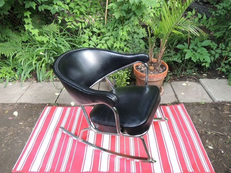 Kijiji chaise ber ante vintage chrome et vinyl 100 for Meuble antique kijiji