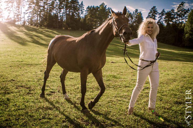 Konie(cznie) Mazury #mazury #konie #fashion #safari