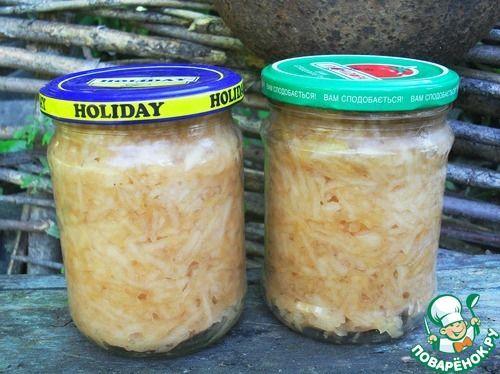 Яблочная стружка по-словацки - кулинарный рецепт