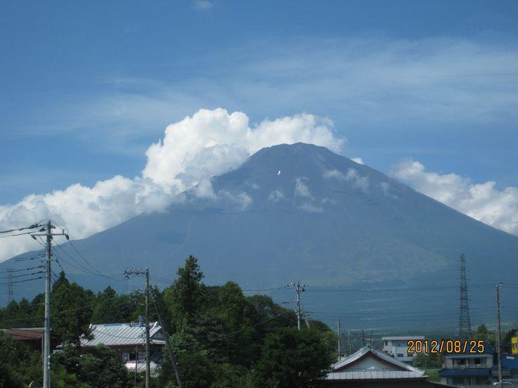 画像F 祝世界遺産登録、富士山♪