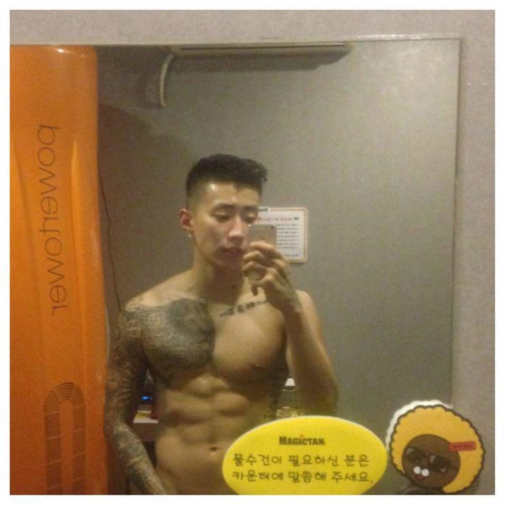Entertainment Korea: [StalkerMode] Jay Park and His Sexy Abs