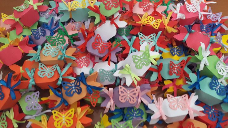 Scatoline porta confetti