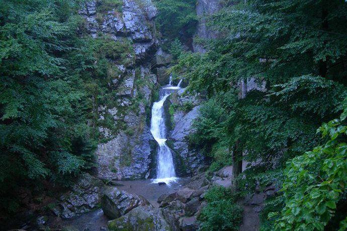Kudy z nudy - Rešovské vodopády - největší vodopády Nízkého Jeseníku
