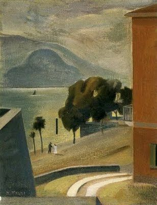 Art Inconnu - Little-known and under-appreciated art.: Mario Tozzi (1895 - 1979)
