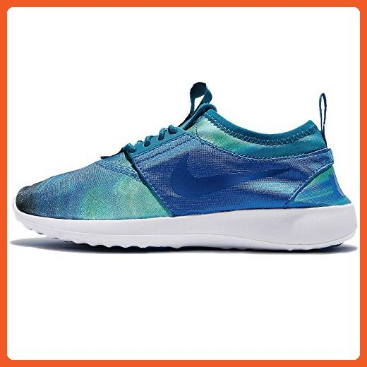 Nike WMNS NIKE JUVENATE PRINT womens fashion-sneakers 749552-404_7.5 - BLUE SPARK/LT PHOTO BLUE-BLUE SPARK - Sneakers for women (*Amazon Partner-Link)