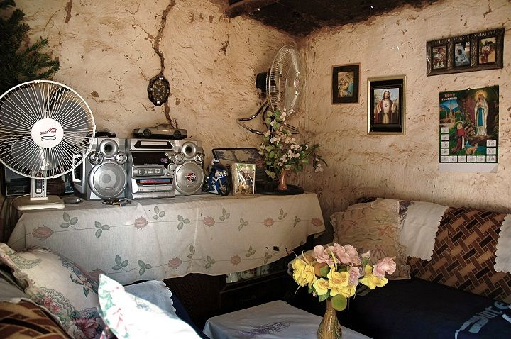 Mozambican photographer Mauro Pinto captures the interiors of peoples' homes in an area of Maputo.
