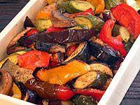 Best Baked Vegetables