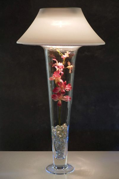 Ivory Micro Dot Vase Shade And Light Pinterest The Shade Centerpieces And Lamp Shades