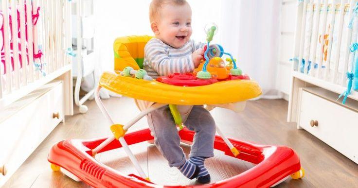 Chodzik – pierwsze samodzielne kroki dziecka