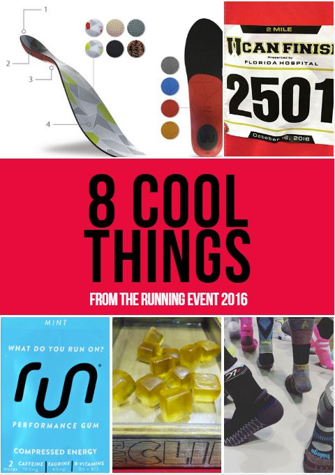 Every year, the biggest players in the running industry converge at The Running Event to showcase their offerings for the coming year. Here's what caught our eye for 2017. 8 Cool Things from The Running Event 2016 http://www.active.com/running/articles/8-cool-things-from-the-running-event-2016?cmp=17N-PB31-S14-T1---1076