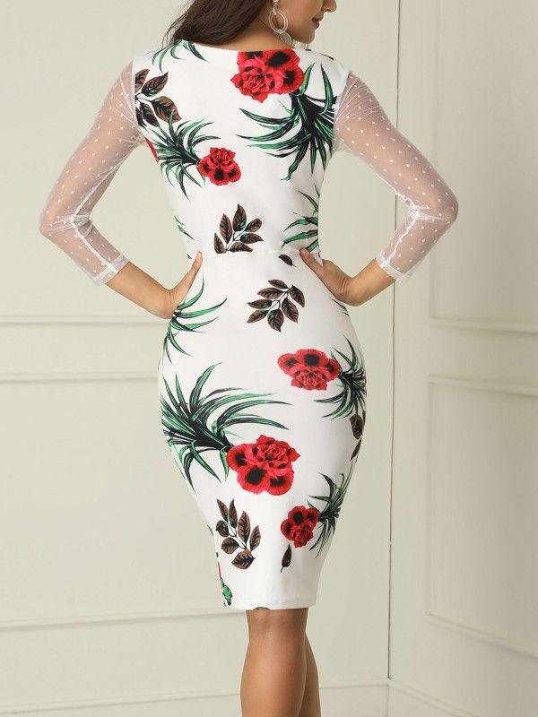 Womens Paisley Print Bodycon Dress Ladies Sleeveless Calf Length Midi Skirt Top