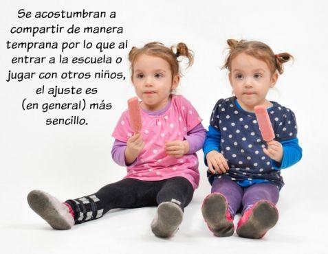 Los beneficios de ser y tener gemelos   Blog de BabyCenter