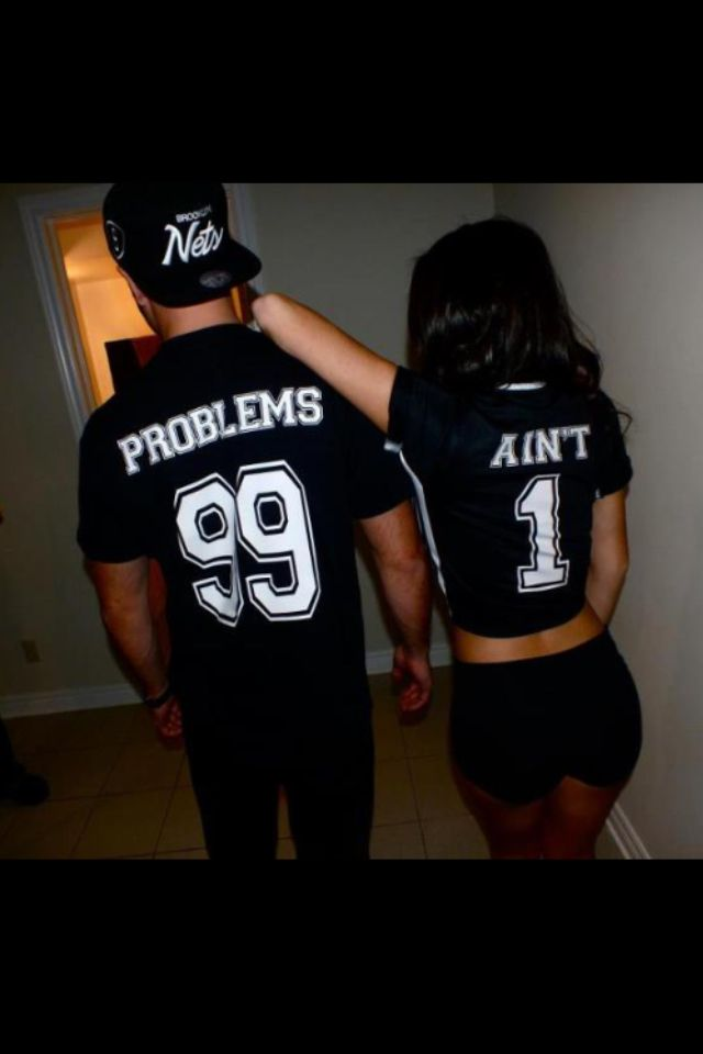 Best and most original couples costume.