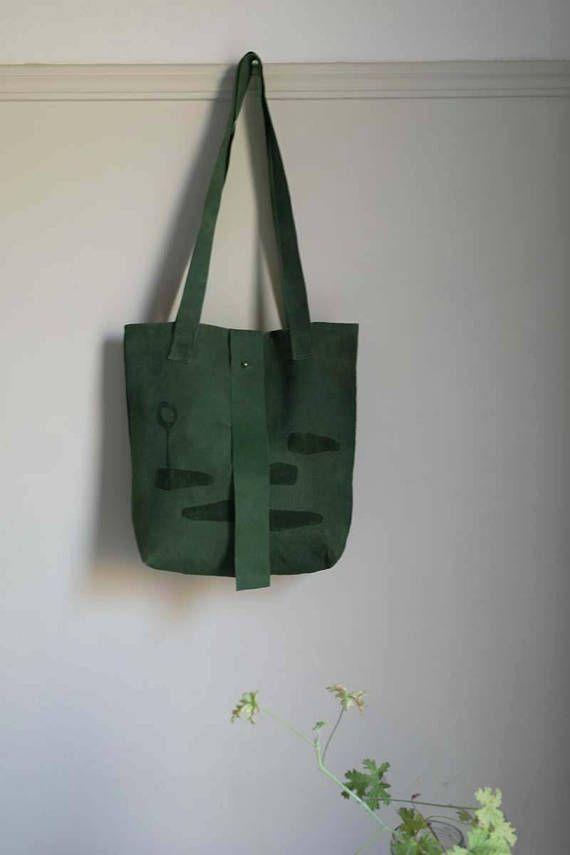 Leather Tote Bag Leather Bag Leather Shoulder Bag Leather