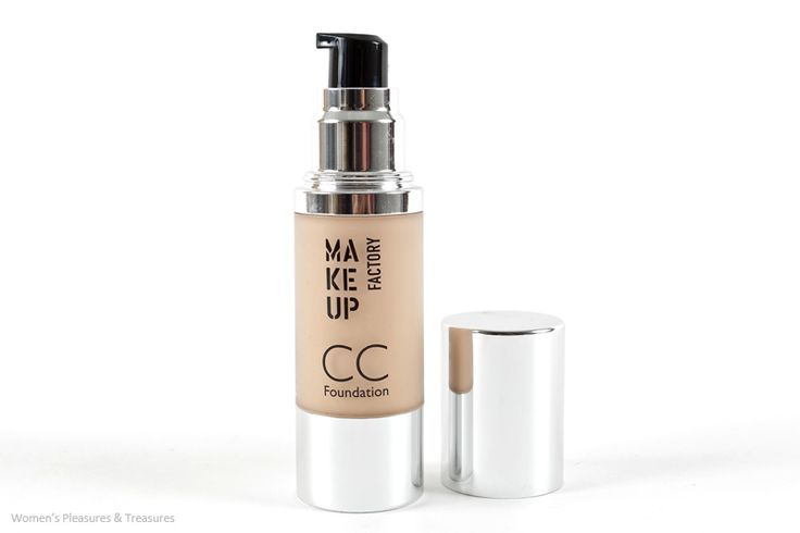 Make Up Factory CC Foundation