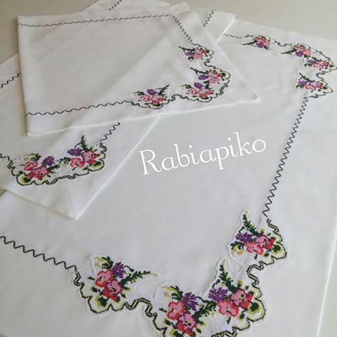 Rabia piko çeyiz ev tekstili (@rabiapiko) | Instagram photos and videos
