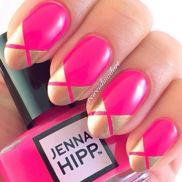 Gold Striping Tape Nail Art: 17 Best Ideas About Gold French Tip On Pinterest