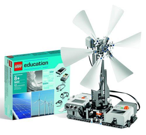 Возобновляемые источники энергии Lego Education (9688)