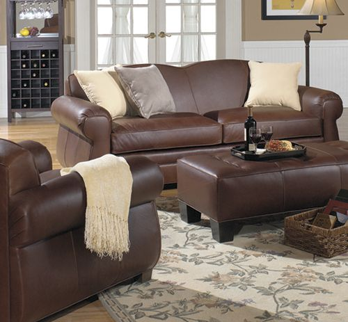 Chelsea Leather Collection From Clubfurniture.com