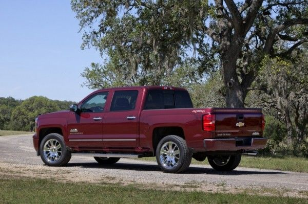 2014 Chevrolet Silverado 1500 Reds Style 600x399 2014 Chevrolet Silverado 1500 Review Details