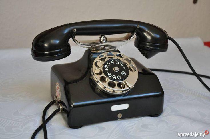 Przedwojenny Polski Telefon CB35/ rarytas Kraków - Sprzedajemy.pl