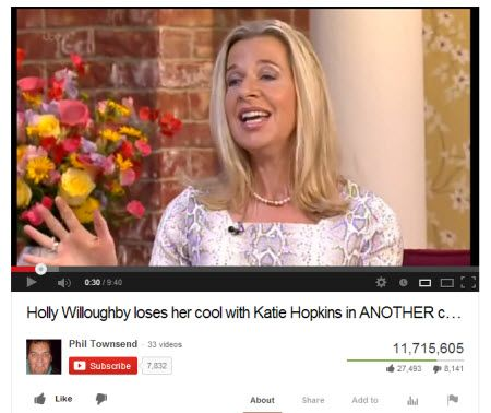 Katie Hopkins and other deliberate hate figures