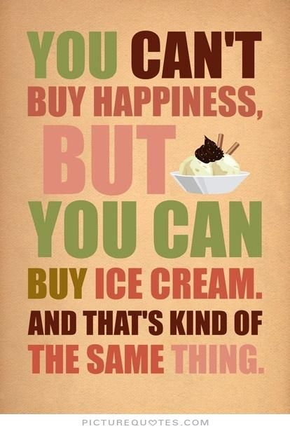 Food quote about 'ice-cream' #cookoutchef