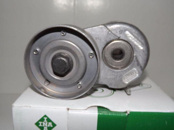 CHRYSLER VOYAGER 2.8D Aux Belt Tensioner 04 to 08 534033010 Drive V-Ribbed INA #INA