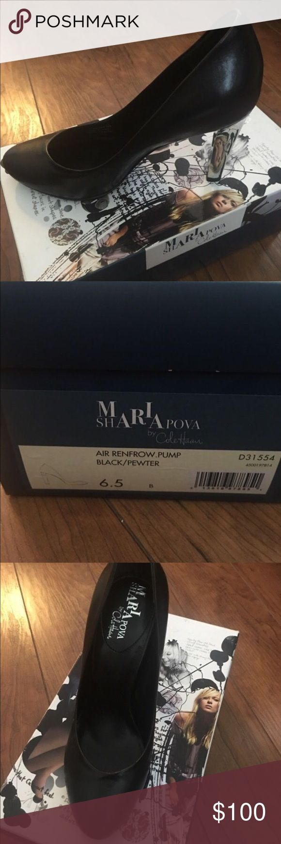 NIB Maria Shara Pova by Cole Hann. These are new, with Nike technology.  Most comfortable heels I have ever owned.  This one was little snug.  Size is 6.5 B Cole Haan Shoes Heels
