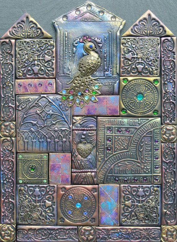 Best 25+ Clay wall art ideas on Pinterest | Clay tiles ...