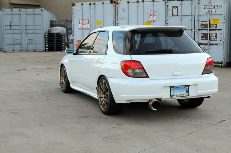 Project Wide 5 WRX Wagon Presented by IAG Performance  02