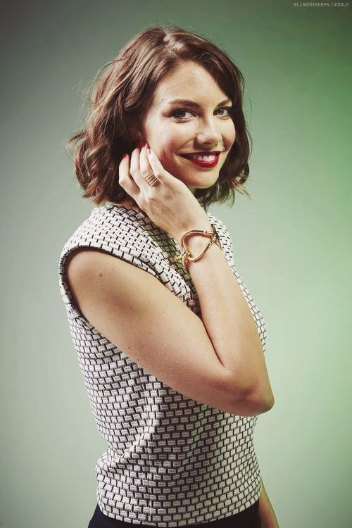Lauren Cohan, Getty Images Portrait Studio powered by Samsung Galaxy, SDCC '14 #TWD #TheWalkingDead