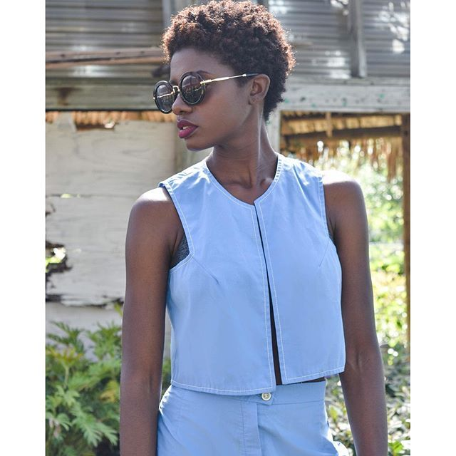 Authenticallyb.com on Instagram Natural hair, short natural hair, doily girl, cut and color, 4 b/c hair