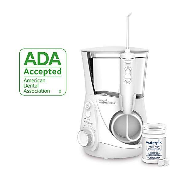 Amazon Com Waterpik Water Flosser Electric Dental Countertop