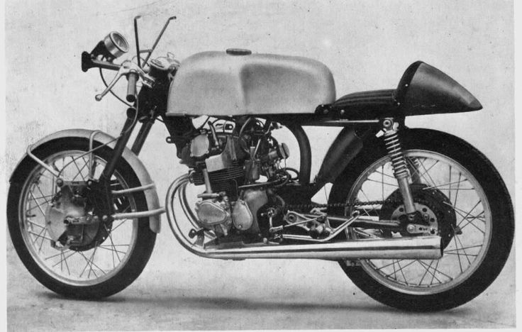 1959 125 cc IoM racer | Honda Racers | Pinterest | Honda