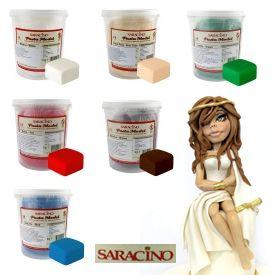Masa cukrowa Saracino - modelarska do figurek http://www.sweetdecor.pl/category/300,saracino  Figurka 3D - Projekt i Wykonanie Katarzyna Gębicka