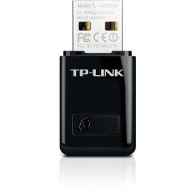 TP-LINK TL-WN823N - Nano Adaptador Inalámbrico USB (3 años de garantía, N…