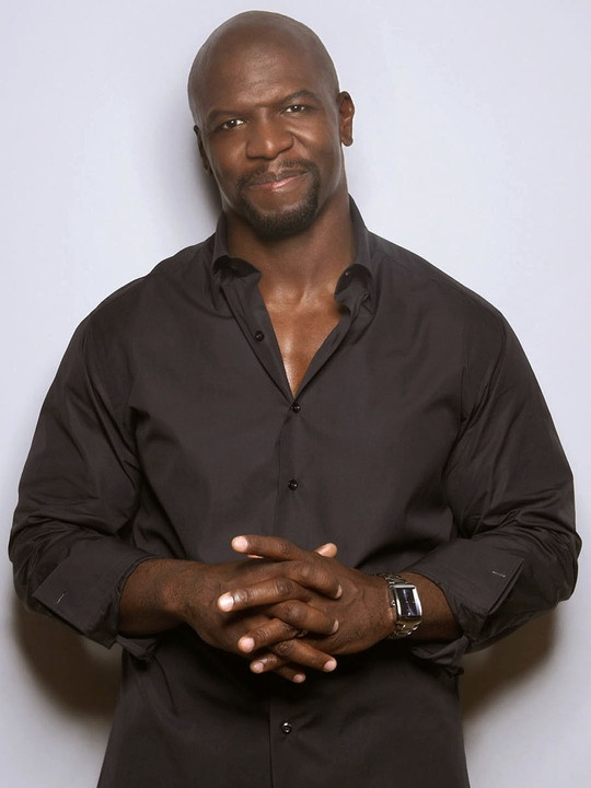 Terry Crews.  He's one funny guy!