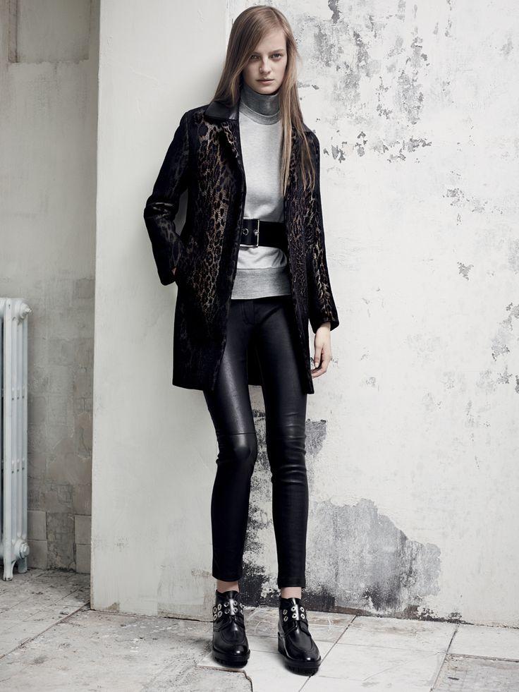Veste hiver femme sandro