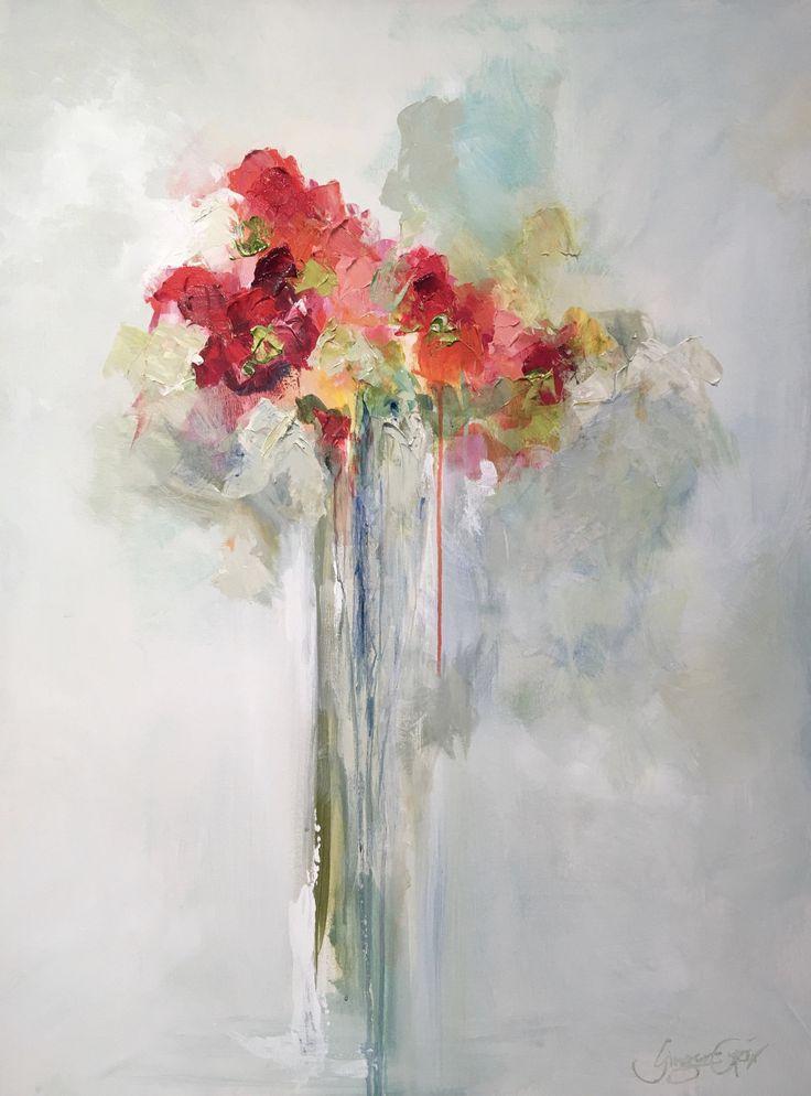 Rose du Jour by Ginger Fox