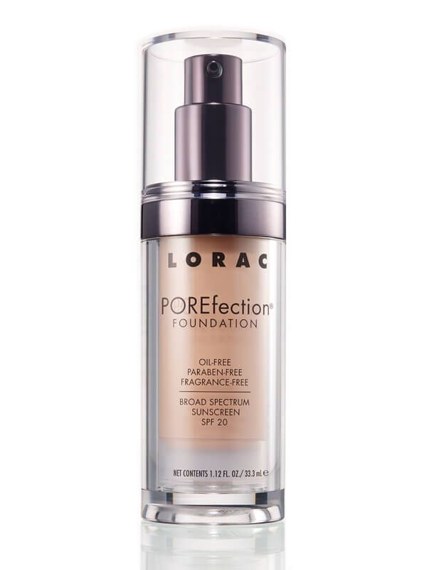 LORAC POREfection® Foundation - LORAC Foundation Makeup