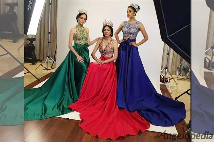 Puteri Indonesia 2016 winners sizzle in their first official shoot