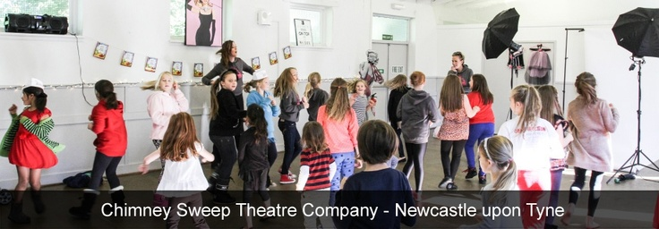 If you're aged between 5 and 14, have a passion for musical theatre, performing and anything to do with costumes, theatre craft and the like, then the Chimney Sweep Theatre School is definitely for you!!!
